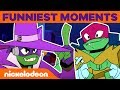 Rise of the TMNT's Funniest Moments from Brand NEW Episodes! | #FunniestFridayEver