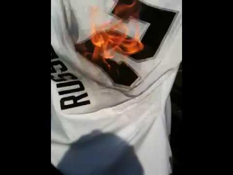 Jamarcus Russell burned