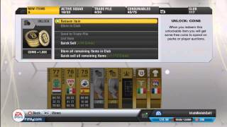 "FIFA 13: Pack Opening - EP5 ""Live Jumbo Pack Opening!"" Thumbnail"