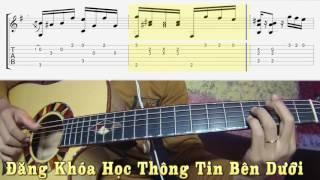 Hướng dẫn: Twilling Kotaro Oshio Guitar