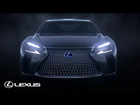The Lexus LF-FC Concept - Distinctive Design, Forward-Thinking Technology