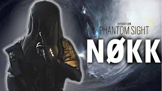 PRZERAŻAJĄCY NOWY OPERATOR! NØKK - Rainbow Six Siege Phantom Sight