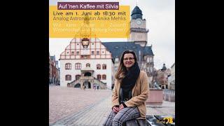 Auf 'nen Kaffee mit Silvia - im Gespräch Anika Mehlis (Analog Astronautin)