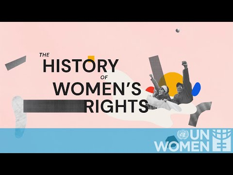A global history of women's rights, in 3 minutes