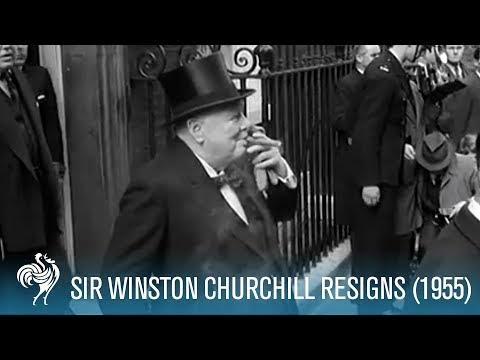 Sir Winston Resigns (1955)