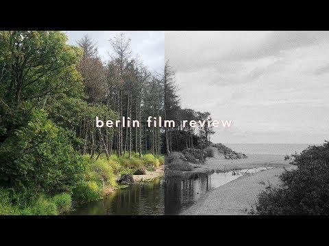 Lomography Berlin Kino 400 35mm Film Review