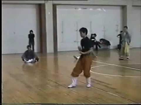 Huang ShaoSong, Shaolin guiding quan