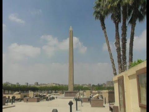 Ray Tours Egypt p2 - Heliopolis & Memphis.
