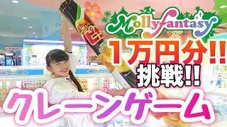モーリーファンタジー クレーンゲームでゆーぽんの本気見せるぜ!! thumbnail