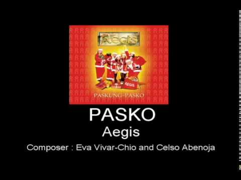 Pasko By Aegis (With Lyrics)