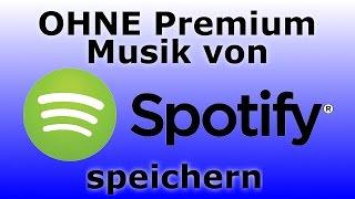 Musik von Spotify einfach auf PC & Smartphone speichern, offline & OHNE Premium + Amazon Music