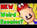 - Top 5 NEW Enemy Captures I NEED In Super Mario Odyssey 2