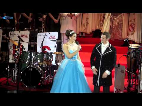 Narrhalla Soirée 2015 - Vorstellung Des Prinzenpaares Im Ballsaal Des Deutschen Theater, München