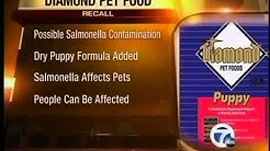 Pet food recall expanded
