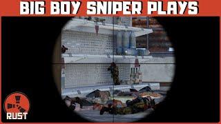 Sniper Plays | Rust Stream Highlights