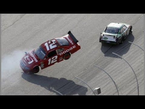 NASCAR's Biggest Airborne Crashes