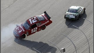 NASCAR's Biggest Airborne Crashes
