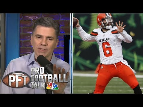 Where do Browns rank in AFC North race?   Pro Football Talk   NBC Sports