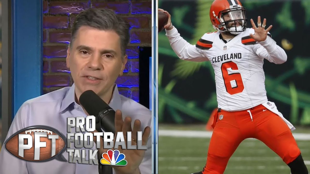Where do Browns rank in AFC North race? | Pro Football Talk | NBC Sports