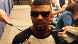 SHOW ME THE MONEY !! - BADOU JACK STATES WILLINGNESS TO FIGHT JAMES DeGALE UNIFICATION IN UK !!