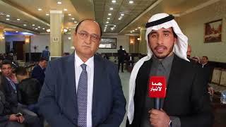 حفل زفاف نجل الشيخ احمد نواف ذياب الحسان شيخ عموم الاسلم في العراق
