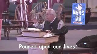 New Life Christian Church of Newtown Worsgip,  November 1, 2020