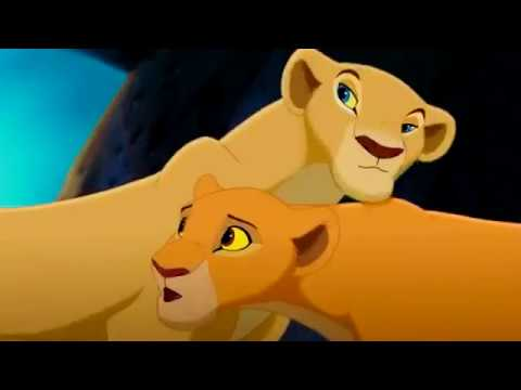 Король лев 2 - Маша сбежала от Медведя  Прикол