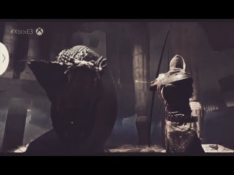 Assassin's Creed® Origins Trailer | BIG SNAKE (WTF) Thoughts!