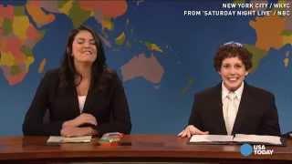 SNL's Vanessa Bayer recalls childhood comedic roots thumbnail