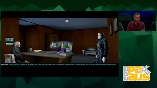 Let's Play Deus Ex with Warren Spector (PAX Aus 2015)