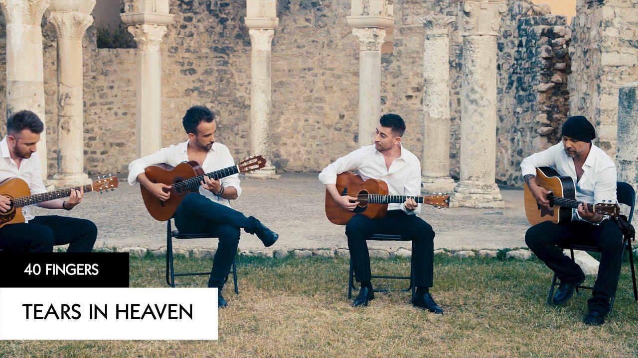40 FINGERS - Tears In Heaven (Eric Clapton) - Official Video MyTub.uz