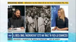 părintele Arsenie Boca - noi mărturii (13sep.2014)