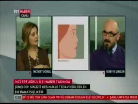 """Op. Dr. Süreyya Şeneldir TRT Haber """"Haber Tadında"""""""