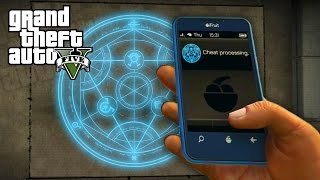 GTA 5 Easter Eggs - Unlocking The Secret Phone! (9th Generation Phone in GTA 5)
