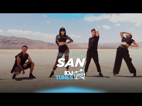 SARA SOTTI - SAN (OFFICIAL VIDEO)