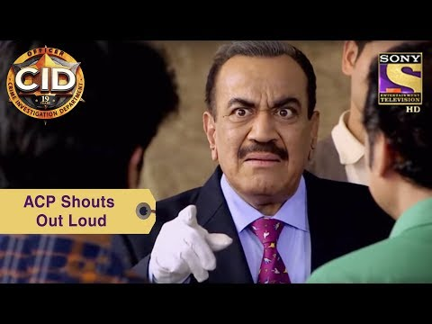 Your Favorite Character | ACP Shouts Out Loud | CID