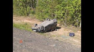 Фото 48-летняя женщина-водитель «Тойоты» погибла в ДТП на трассе в Иркутской области