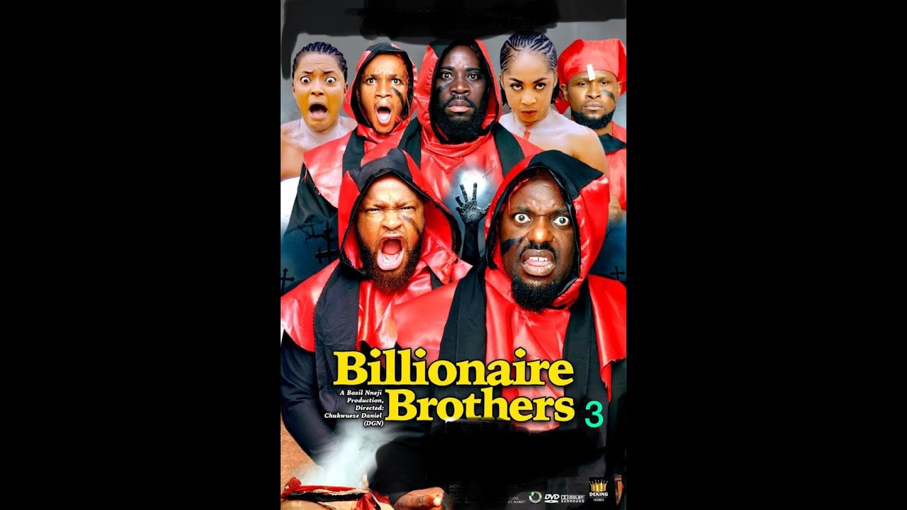 Download BILLIONAIRE BROTHERS 3
