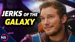 The Guardians of the Galaxy are NOT Heroes... || NerdSync