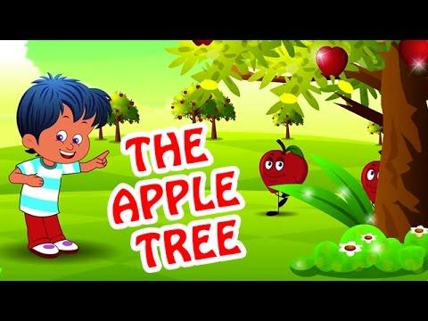 The Apple Tree | Animated Nursery Rhyme in English