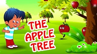 The Apple Tree | Animated Nursery Rhyme in English