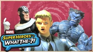 Marvel Super Heroes: What The--?! Episode One