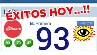 RESULTADOS de HOY...!! (( 93 )) loteria LA PRIMERA/ GANAR LAS LOTERÍAS PARA HOY/ NÚMEROS RECOMENDADO