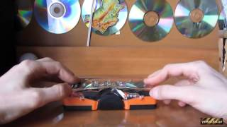 Обзор Набор бит и отвёртки (Set of bats and screwdriver)