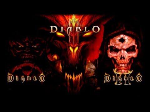 Diablo Trilogy Cinematic Movie (1996 - 2017)