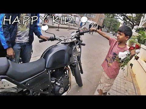 Royal Enfield Himalayan Short Ride - Bangalore, India.