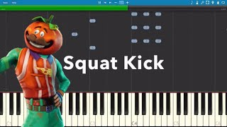 NEW Fortnite Dances On Piano Compilation Piano Tutorial