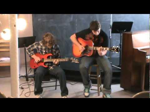 untitled original composition acoustic electric guitar duet. Black Bedroom Furniture Sets. Home Design Ideas