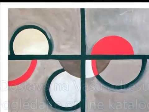 Apstraktna Umjetnost U Hrvatskoj Galerija Slika I Umjetnina U Vašem Gradu