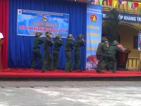 Liên hoan chiến sĩ nhỏ Điện Biên 8_2014_ THCS Nam Hồng _ Đông Anh _ Hà Nội